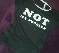Fb sister majica not my problem
