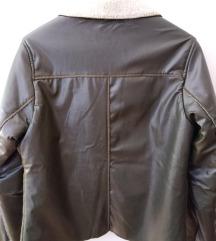 Bros zelena zimska jakna