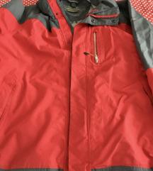 Muska planinarska jakna