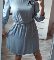 Esmara siva haljinica