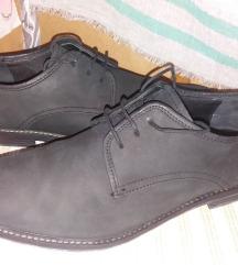 Muske cipele od brusene koze,AM COMPANY-Odlicne