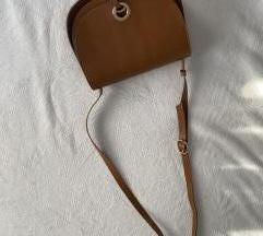 Zara braon torbica
