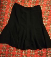 Zara women crna suknja