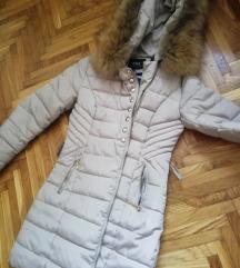 Strukirana zimska bez jakna