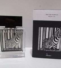 Rasasi pour lui Zebra