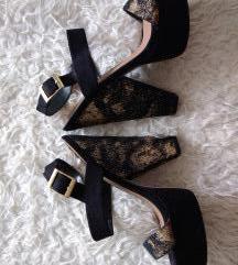 Kao nove sandale Nasty Gal, iz Londona