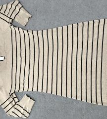 h&m dzemper haljina