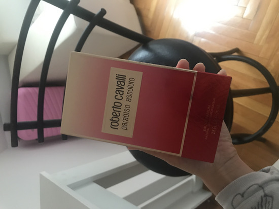Cavalli Assoluto ORIGINAL NOV 75ml