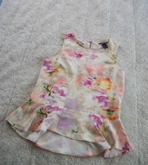 Nova H&M sarena cvetna bluza