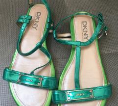 dkny ravne sandale
