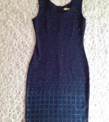 Nova teget haljina sa cirkonima