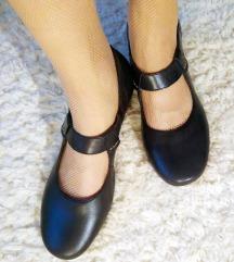 Rieker - teget cipele na stiklu