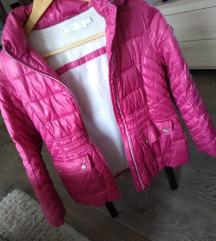 Pink dečija jakna 8