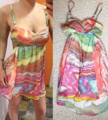 Tally Weijl leprsava haljina sa golim ledjima