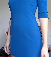 AKCIJA🎀H&M kraljevsko plava haljina 🎀