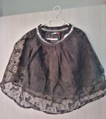 Italijanska cipkasta suknja
