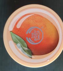 Body shop body butter mango