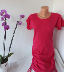 Roze haljina vel 34