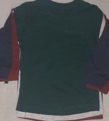 4 majice 98/104
