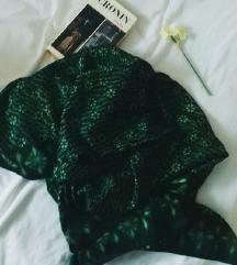 Marama iz Pariza od indijske svile