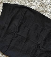 H&M  crna pencil suknja
