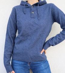 H&M džemper, vuna