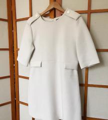 Zara snezna haljina