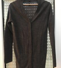 Džemper - tamno sivi