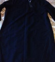 Esprit crna haljina vel 42, nova