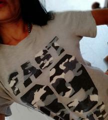 Majica siva 💣💣💣rasprodaja