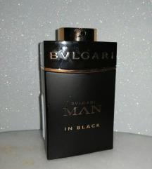 Bvlgari man in black 100 ml original