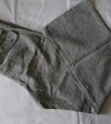 Trussardi muške lanene pantalone