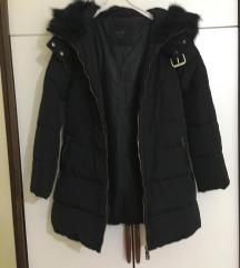 ZARA- crna jakna