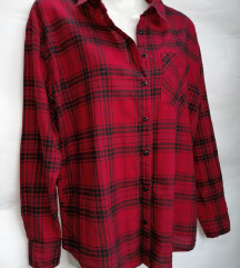 TERRANOVA moderna karirana košulja
