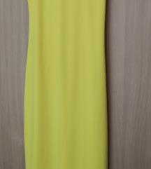 Dugačka žuta haljina Pimkie