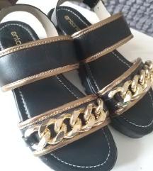 SNIZENO! Antonella Rossi kozne sandale