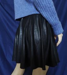 Strukirana suknja
