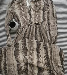 Rezz Reserved haljina u printu zmije, vel. 36