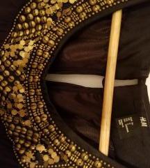 Crna haljina HM