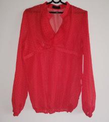 crvena p..s fashion kosulja