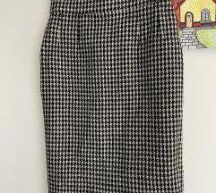 Zara🖤🤍pepito,wool  divna suknja