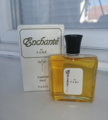 Enchante by fame 60ml original vintage parfem
