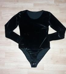 Crni velvet body s/m