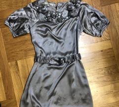 Blumarine svilena haljina