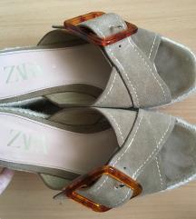 Zara papuče