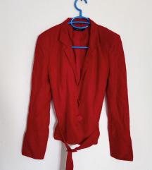 Crveni sako/jaknica