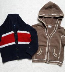 TOMMY HILFIGER i KANZ džemperi vel.80