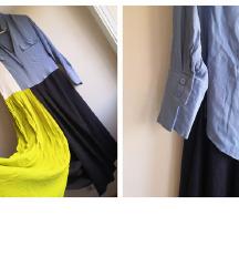 Zara plisirana haljina, M