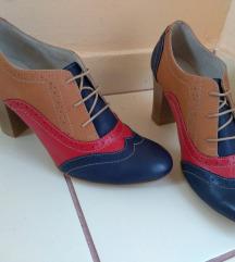 Kozne cipele,40, original, novo,sa etiketom