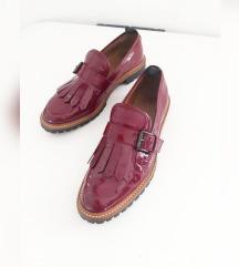 VOILE BLANCHE cipele kao nove koza